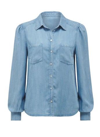 Billie Soft Denim Shirt