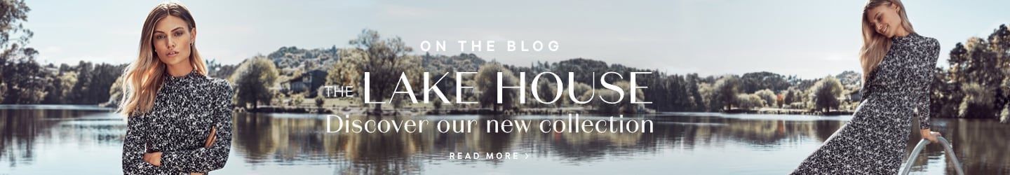 Blog - new collection the lake house