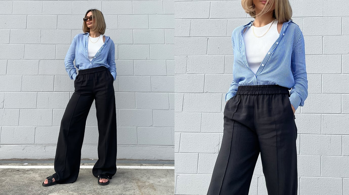 Blog - How to wear the tailored shirt trend