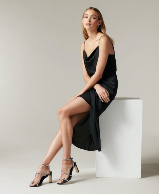 Forever New Midi Wrap Dress