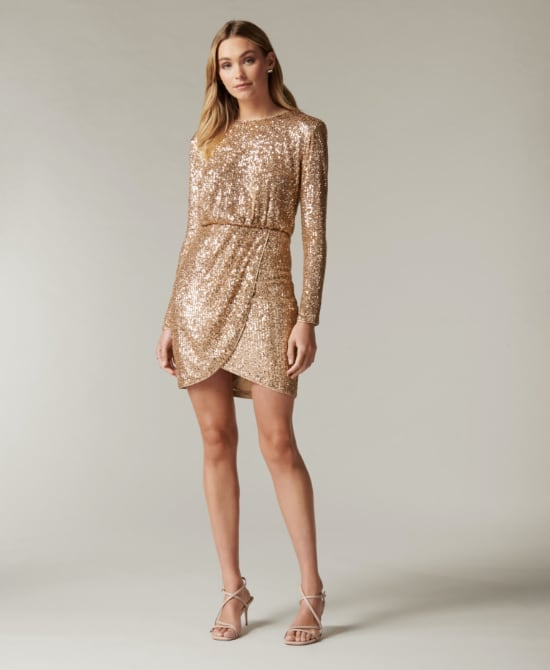 Forever New Lace Party Skater Dress
