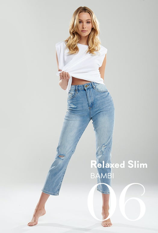 Relaxed Slim