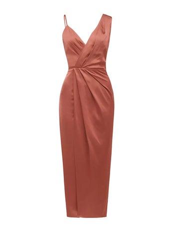Natalie Column Dress
