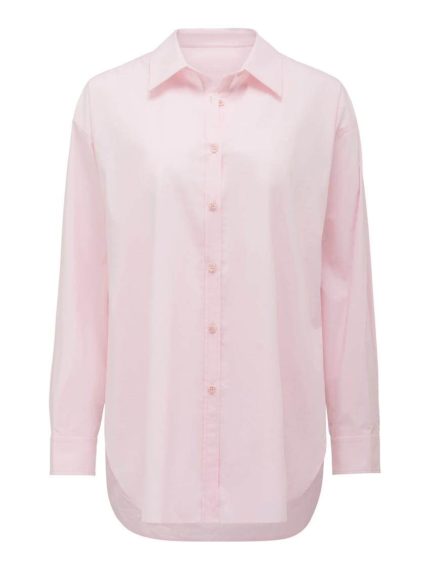 Hadley Oversized Poplin Shirt