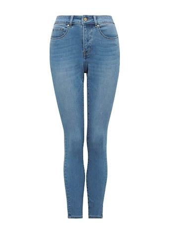 Hailey Mid-Rise Curvy Jeans