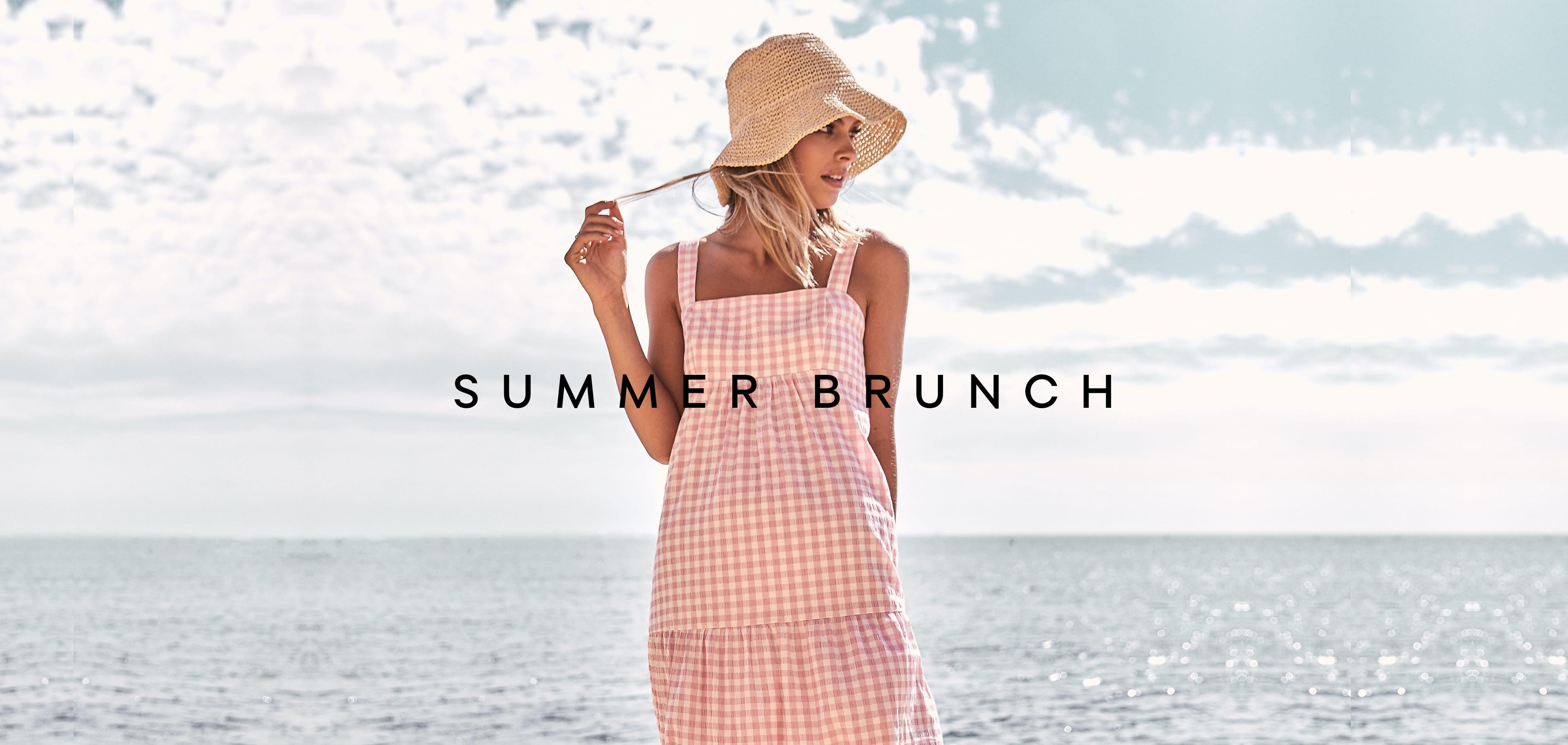 Summer Brunch Outfits