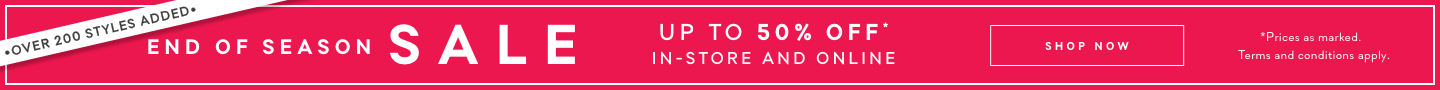 Forever New End of Season Sale up to 50% off -New styles added
