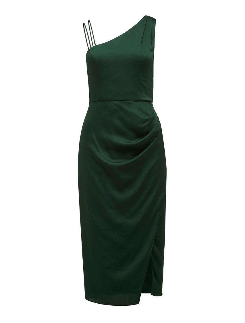 Nikki Strappy Midi Dress