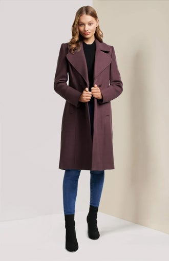Stephanie Crombie Coat