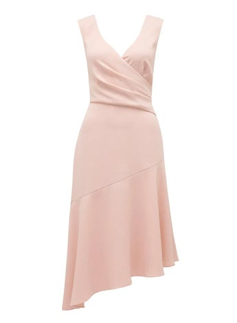 Cynthia Draped Dress