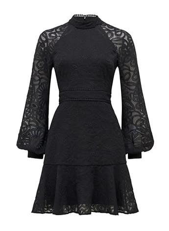 Billie Embroidered Dress