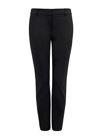 Grace 7/8th Slim Pants Black
