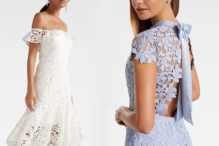 How to style a lace dress for every occasion