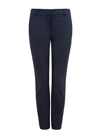 Grace 7/8th Slim Pants - Navy