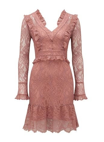 Carrie Lace Dress