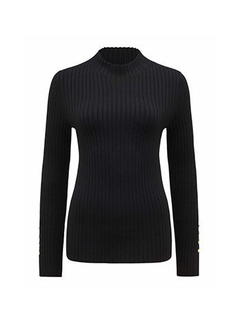 June Wide Rib Layering Jumper
