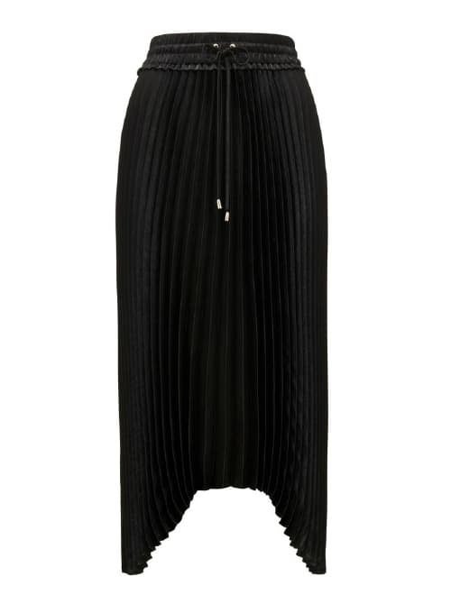 Cassie Elasticated Pleated Skirt